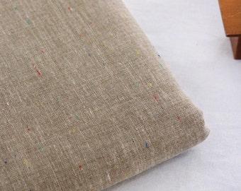 Popcorn style Brown Gauze cotton, U7180
