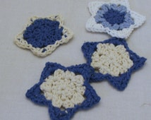 Star Shaped Face Scrubbies
