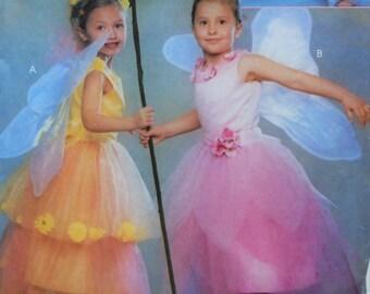 Flower Fairy Sewing Pattern UNCUT McCalls P320 costume halloween