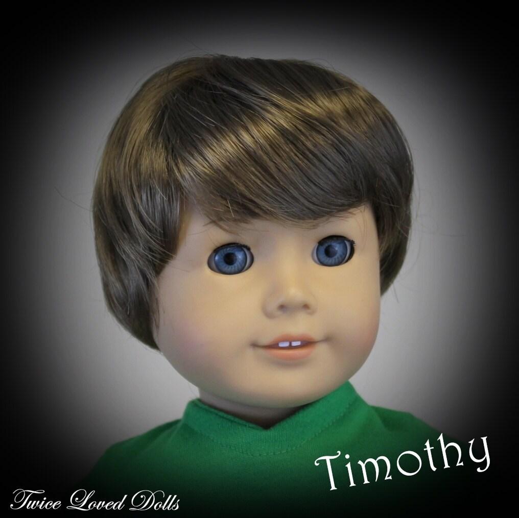 18 Inch American Girl Boy Doll Boyfriend Or Brother For
