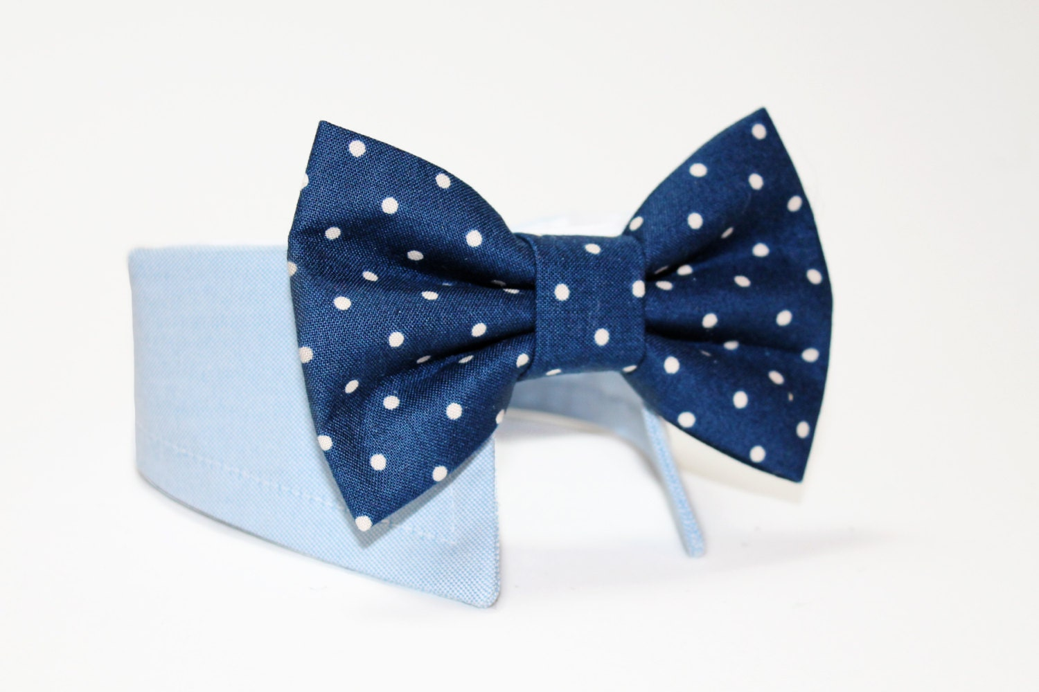 Dog Bow Tie Shirt And Bow Tie Collar Wedding Dog Bow Tie