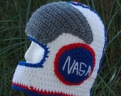 Astronaut Hat/Helmet Halloween Hat Photo Prop FREE SHIPPING
