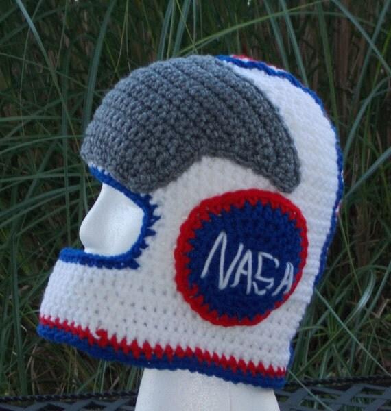 astronaut hat knit - photo #5
