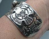 Thunderbird Sterling Bracelet