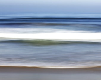 Large Fine Art Print, Beach Art, Limited Edition Art, Abstract Photography, Seascape, Fine Art Photography, Seaboard