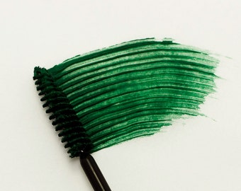 9g Mineral Mascara - Green - For Fun