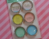 Bottle Cap Embellishments