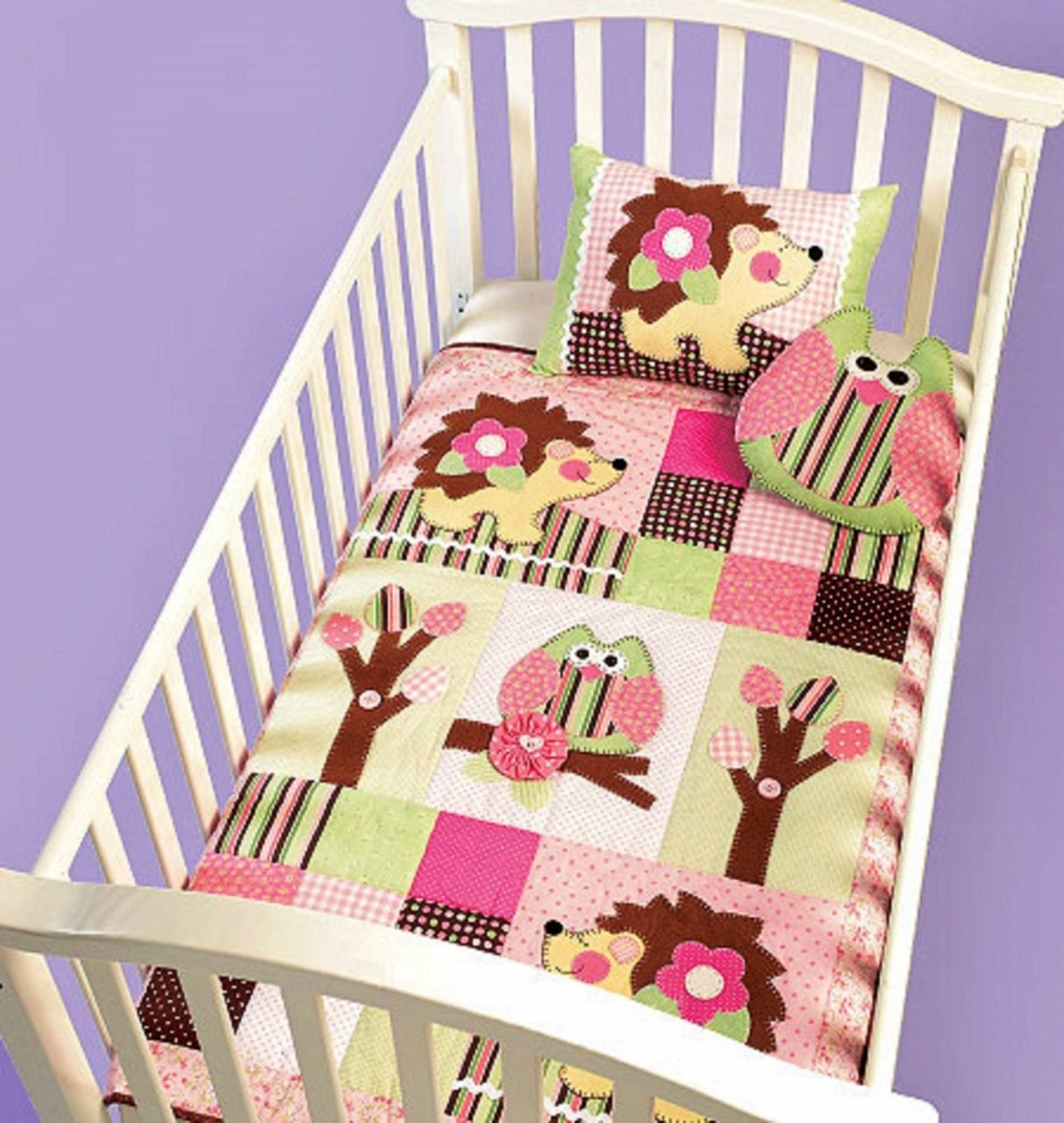 Baby Quilt Patterns Mccalls : Baby Quilt Pattern Infant Quilt Pattern Baby Animal Pillows