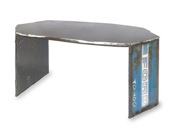 Metal Coffee Table Ford