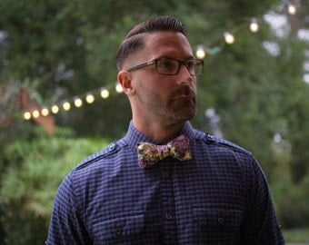 Mens Bow Tie Freestyle