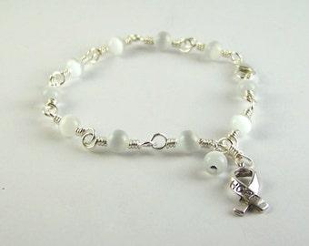 Scoliosis Awareness Bracelet