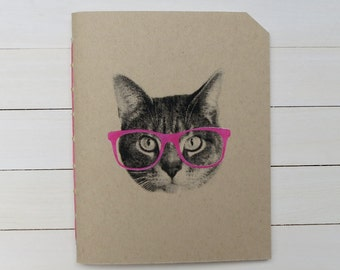 gee whiskers series: nerd notebook