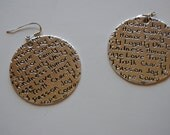 Inspirational Silver Pendants - Love, Trust, Joy, Passion