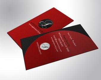 Business Cards, Custom Design