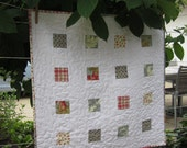 Little Patches Quilted Table Mat