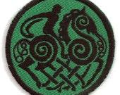 Norse Sleipnir Patch