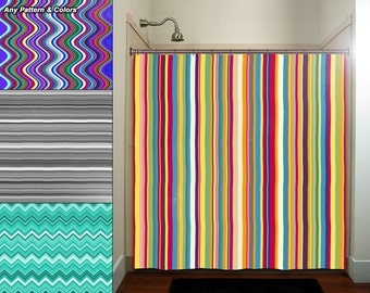 Colorful Shower Curtains Kids