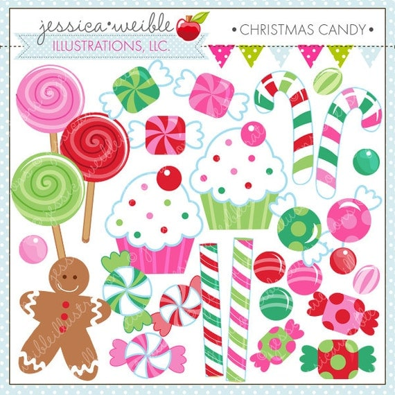paintings christmas candy - photo #45