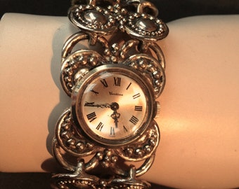 Vendome France Bracelet Watch – 1960s 7 jewels Mechanical wind-up wrist watch