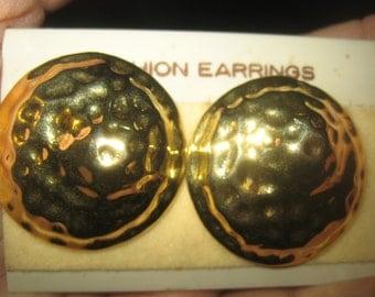 Earrings,Costume Jewelry,  vintage jewelry, Mad Men, Mid Century,50s,60s,70s