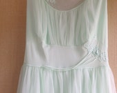 Vintage Nightgown Medium Size