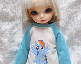 Super Dollfie Yo SD Littlefee Blue Sweater B - My Little Pony