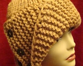 Warm Elegant Cozy Warm Comfy HAT