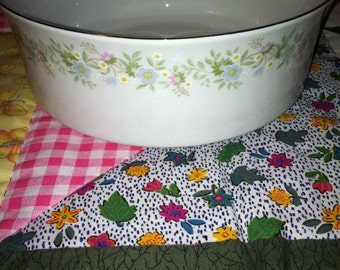 Vintage Forever Spring Johann Haviland Vegetable Bowl or Serving Bowl Bavaria Germany #3571