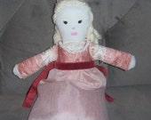 RESERVED FOR Erin Custom doll Lucrezia Borgia