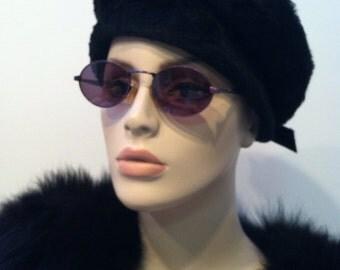 MISS GWENN jr Exclusive New York Paris 22 Martelle Body Made in West Germany Hat Millinery Authentic Vintage artedellamoda talkingfashion