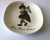 Vintage Frae Bonnie Scotland Dish