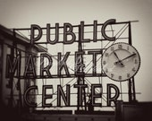 Seattle- Pike Place Market- Fine Art Photography