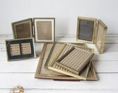 Vintage / Gold Frame Collection / 7 Frames
