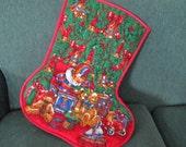 Christmas Toys Christmas Stocking