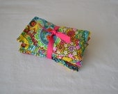 Pretty Paisley Organic Lavender Sachets (Set of 3)