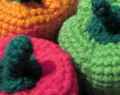 Crochet Bell Pepper