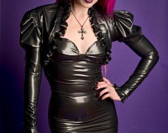 Latex Elizabeth Dress