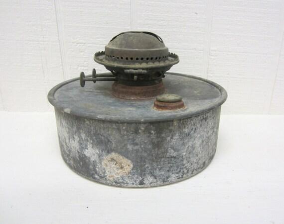 vintage kerosene heat lamp for chicken brooder bouble burner. Black Bedroom Furniture Sets. Home Design Ideas