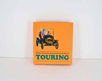 Touring Game by Parker Brothers 1965