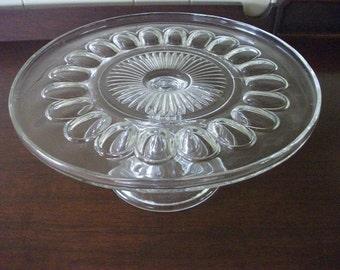 Vintage   Cake Platter