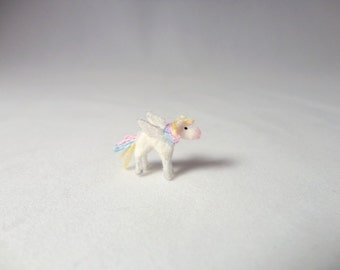 Micro Pegasus for the Dollhouse You Pick the Color