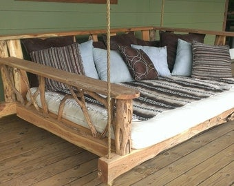 Porch Swing Bed - Twin