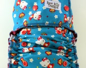 One Size Cloth Diaper All in Two AI2