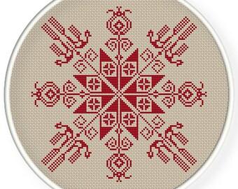 Instant Download,Free shipping,Cross stitch pattern, Cross-Stitch PDF, vintage chinese folk,chinese wedding  pattern design ,zxxc0423