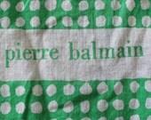 Vintage Pierre Balmain Scarf