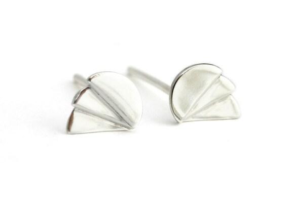 Mini Deco Shell - Silver