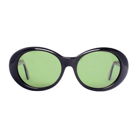 Black Vintage Sunglasses 120
