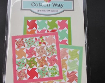 Baby Love Quilt Pattern by Bonnie Olaveson