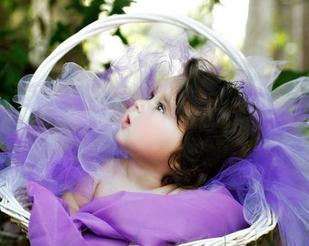 Purple and Lavender Tutu - Custom Made Purple and Lavender Tutu