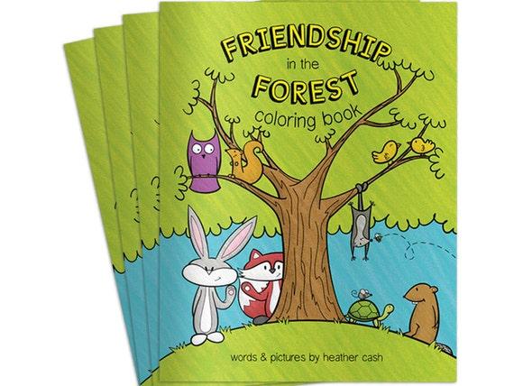 BULK 30 BOOKS Woodland Coloring Book Kids Coloring Books